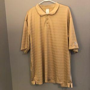 Men's 2XL polo shirt Adidas
